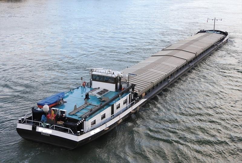 Reederei BAYERISCHER LLOYD  - MGS Bayern