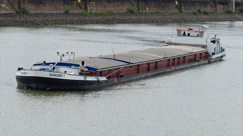 Reederei BAYERISCHER LLOYD  - MGS_Danube