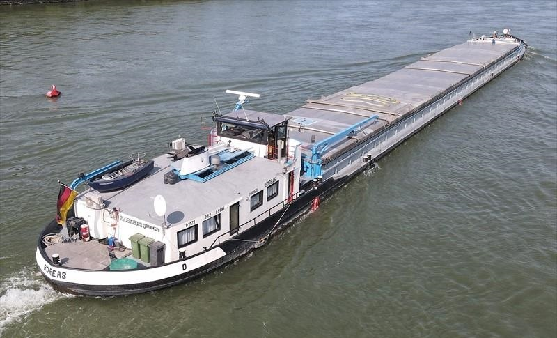 Reederei BAYERISCHER LLOYD  - MGS BOREAS