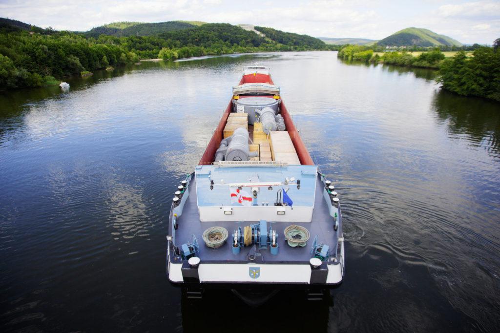 Reederei BAYERISCHER LLOYD MGS Luma