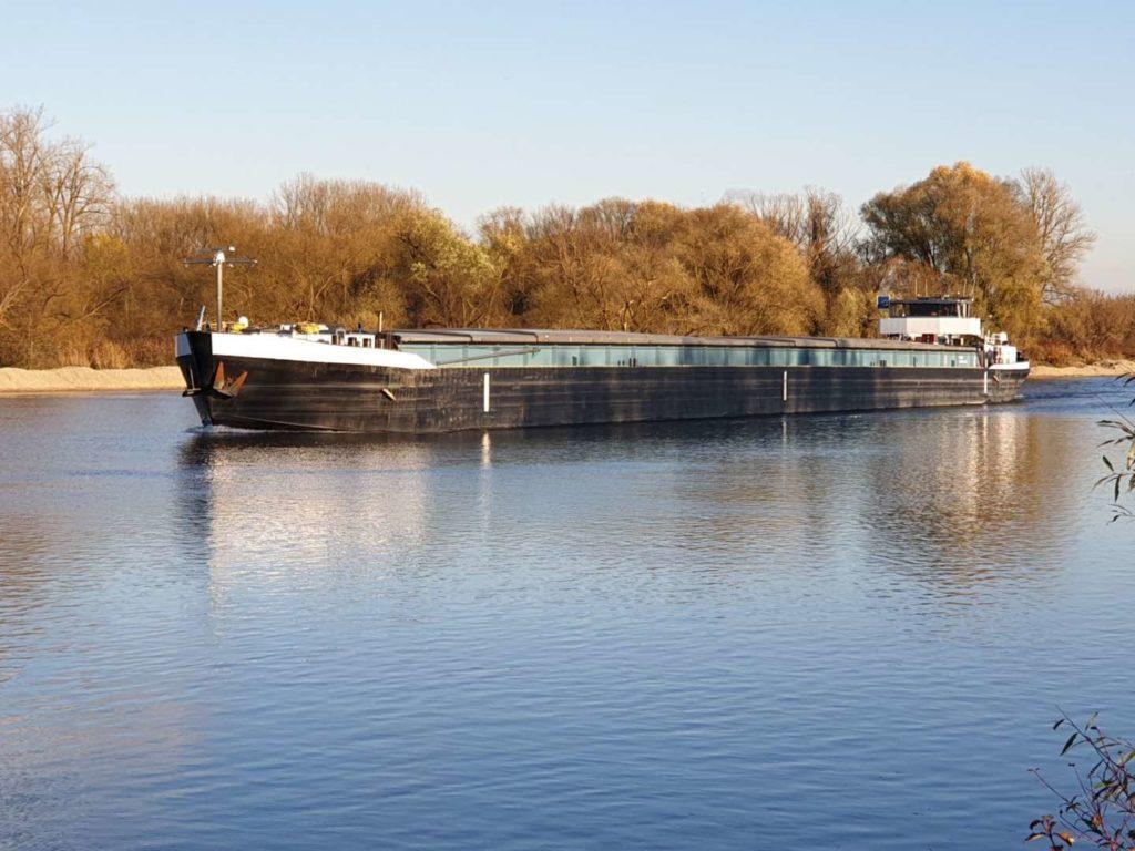 Reederei BAYERISCHER LLOYD MGS Nibelungen