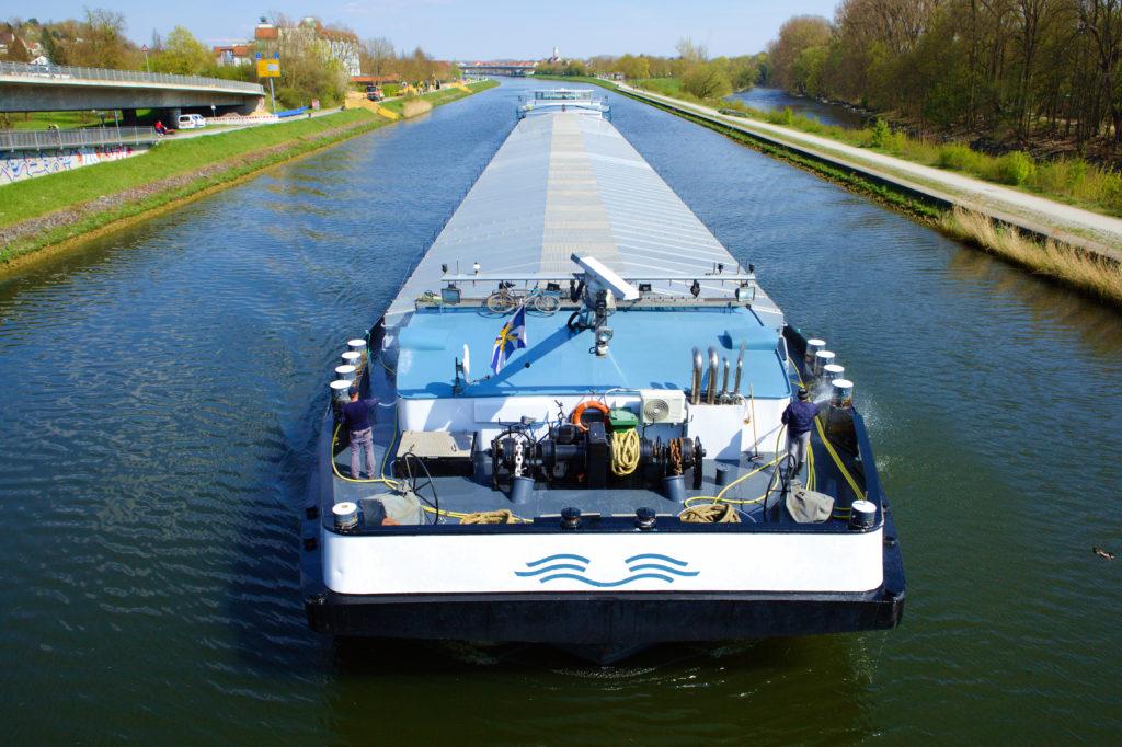 Reederei BAYERISCHER LLOYD MGS Miklos H